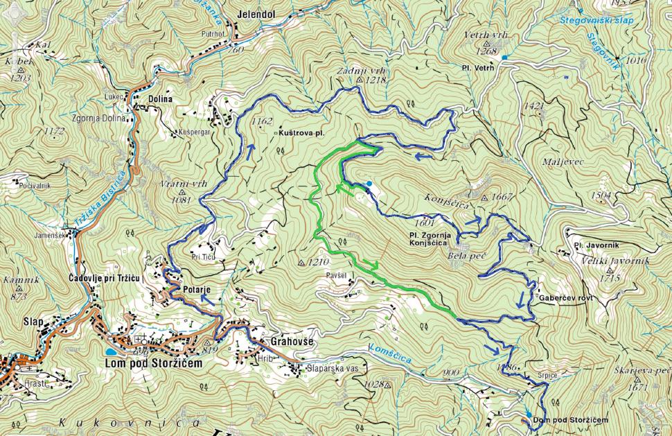 jesenska_tura_ktk_pzs_2017_zemljevid