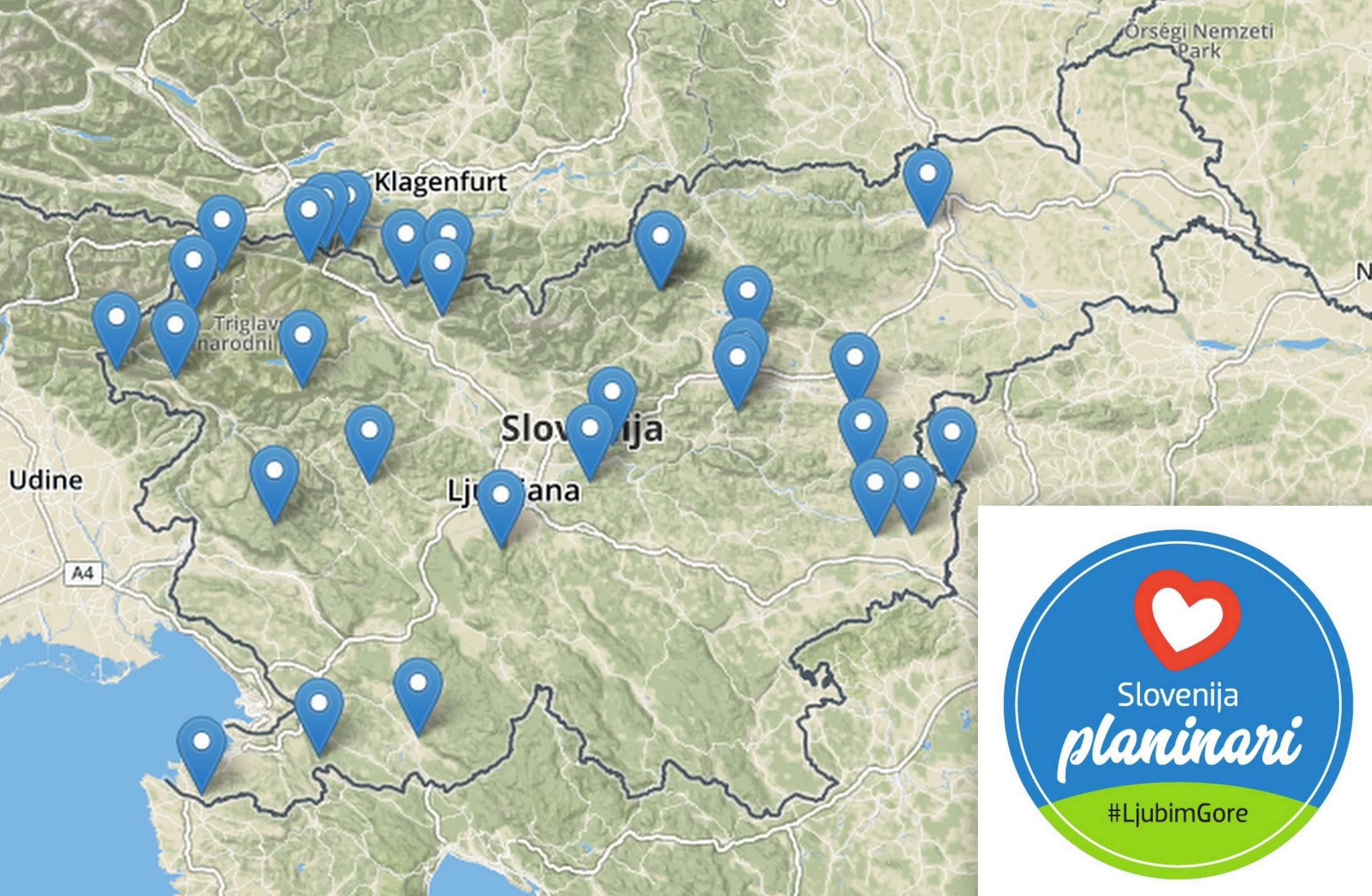 slovenija_planinari_zemljevid_dogodkov