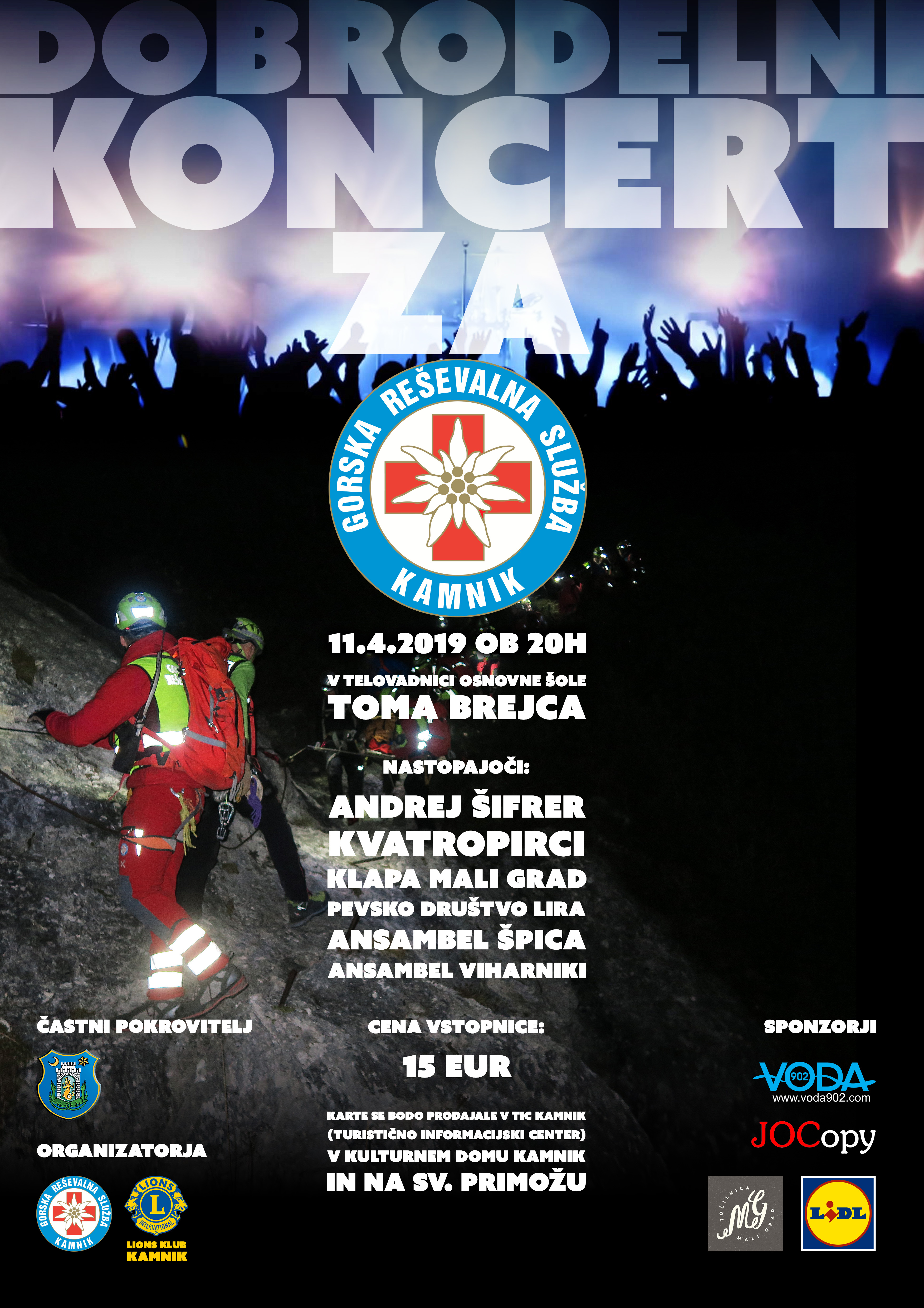 Plakat_GRSKamnik_Koncert