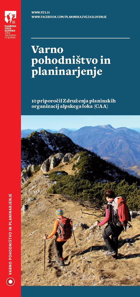 varno_pohodnistvo_planinarjenje