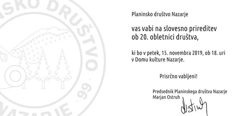 vabilo_PD_Nazarje_20_letnica_2019_2