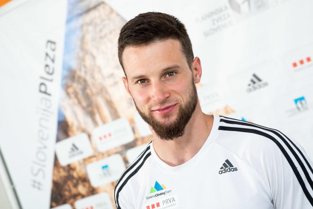Jernej Kruder, foto Sportida
